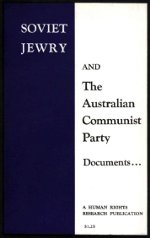 Soviet Jewry and the Australian Communist Party