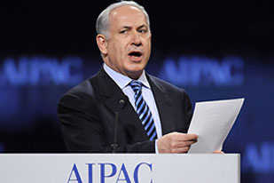 Netanyahu at AIPAC