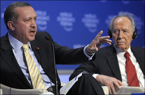 Erdogan and Peres