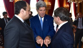 Kerry-with-Qatari-and-Turkish-Foreign-Ministers